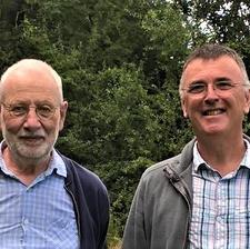 Ken Garrod and Jeremy Bruce