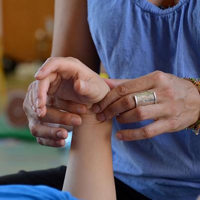Travail sur la souplesse du poignet