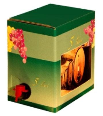Bag in Box (Price Per Liter)