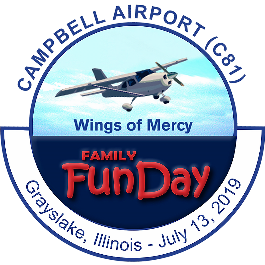 2019 Wings of Mercy Family FunDay