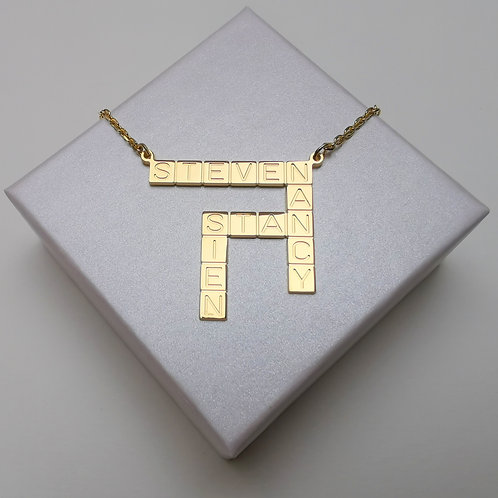 Verguld / gold plated
