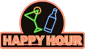Join Us for Happy Hour!