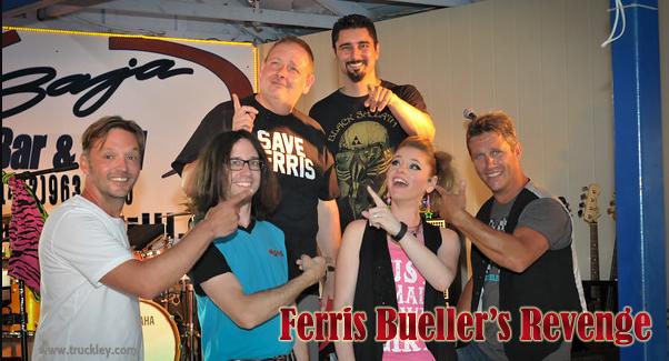 Ferris Bueller's Revenge Band