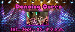 Dancing Queen this Saturday!