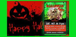 Baja Bar & Grill Happy Halloween Party