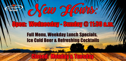 new hours covid time