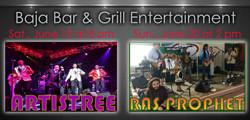 Weekend Entertainment - June 19 & 20