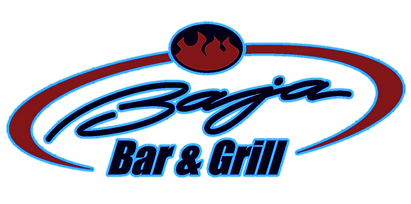 Baja Bar & Grill logo takes you to the main page