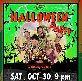 Baja Bar & Grill Halloween Party