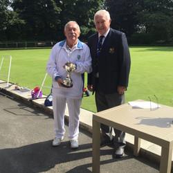 Bill Bentall Trophy Winner