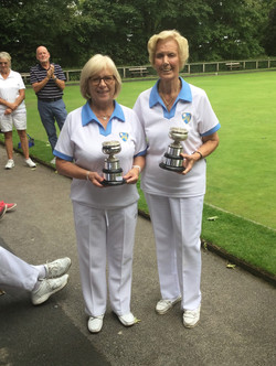 Winners Gilly Pairs
