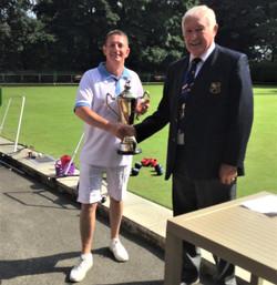 Major Latheron Trophy Winner