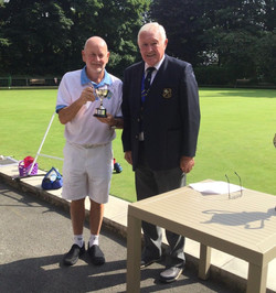 Major Latheron Trophy Runner Up