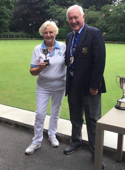 Glenda Emmett Trophy Runner Up