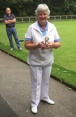 Runner Up Joy Liddell