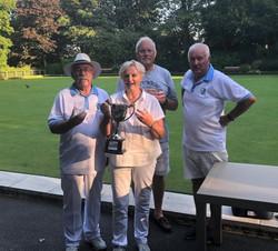 Bradley Trophy Winners