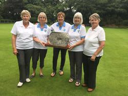 Tote Trophy Winners 25th July