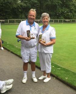 Winners Horobin Trophy