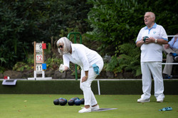 Bowling Action in Horobin Mixed Pairs 2021