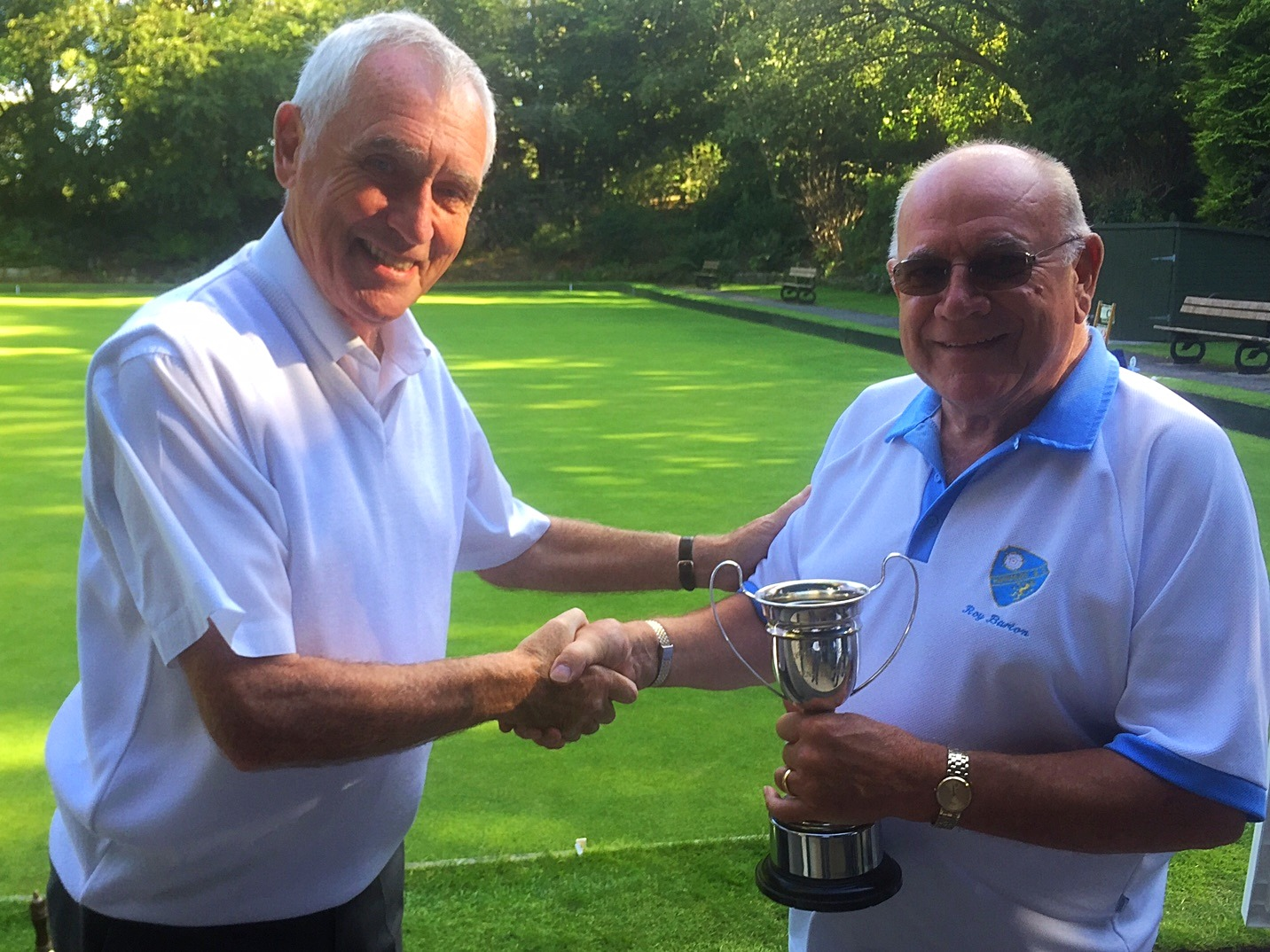 Gents Triples 2017 Trophy Presentation_e