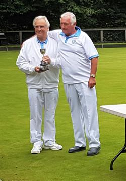Gent's Pairs Winners