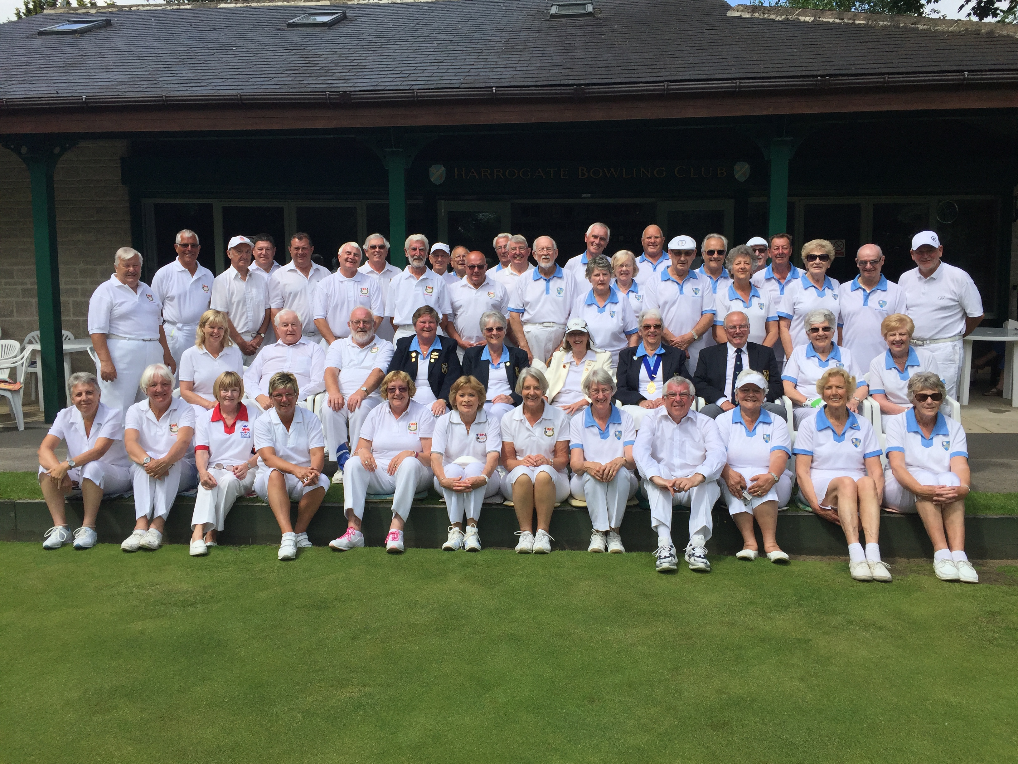Friends of English Bowls