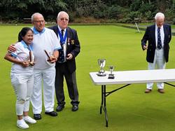 Horobin Trophy Winners