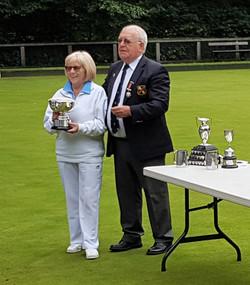 Joy Liddell Winner