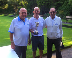 Gent's Triples Winners