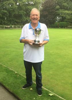 Winner Bill Bentall