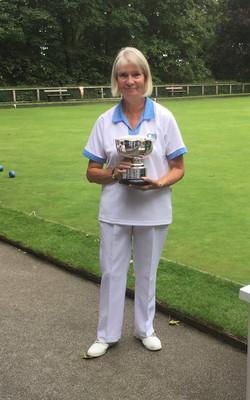 Winner Joy Liddell