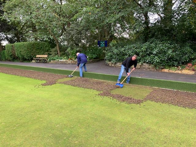 Hollow Coring Work Sept 2019 1