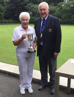 Glenda Emmett Trophy Winner