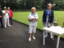 Runner Up Flemming Cup