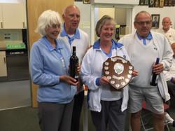 Hutchinson Trophy Winners