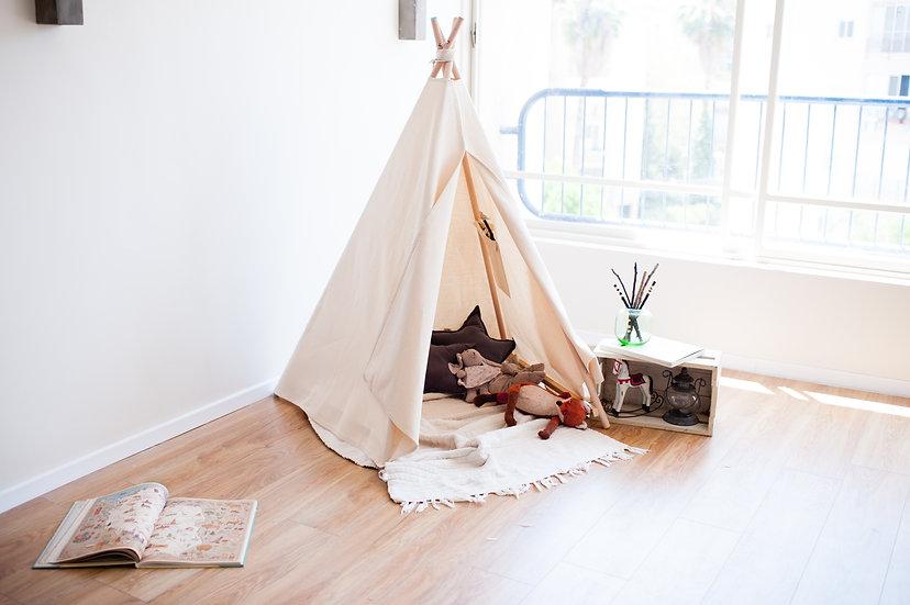 אוהל טיפי קלאסי