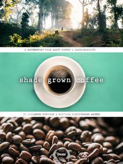 кофе в тени