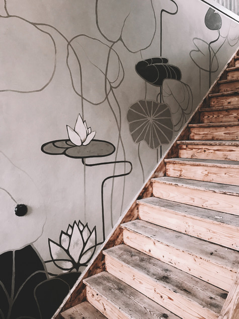 COMISSIONED MURAL
