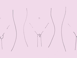 These are the 7 different types of labia