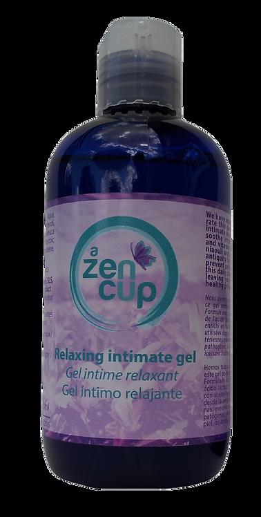 A ZEN CUP relaxing intimate gel cleanser 250ml