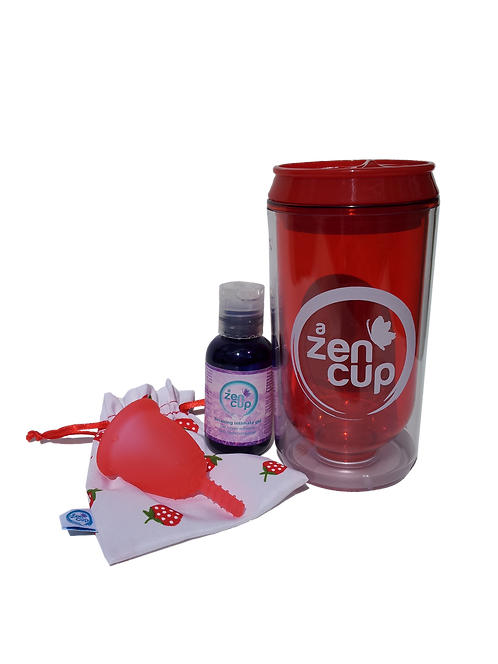 A ZEN PACK juicy strawberry