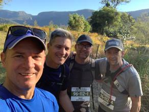 Taking on the Gold Coast Kokoda - Fraser Kahler achieves his goal
