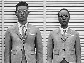 Thom Browne une histoire de lunettes luxe