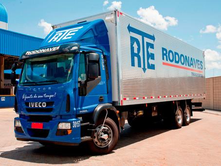 RTE Rodonaves distribui gratuitamente doações arrecadadas em lives solidárias