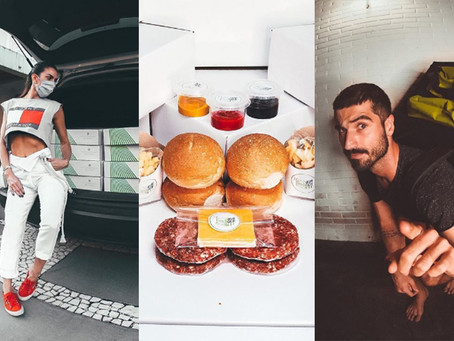 Drive thru 'The Burger Kit' da influenciadora Barbara Brunca e do DJ Gustavo Alckmin estará em RP