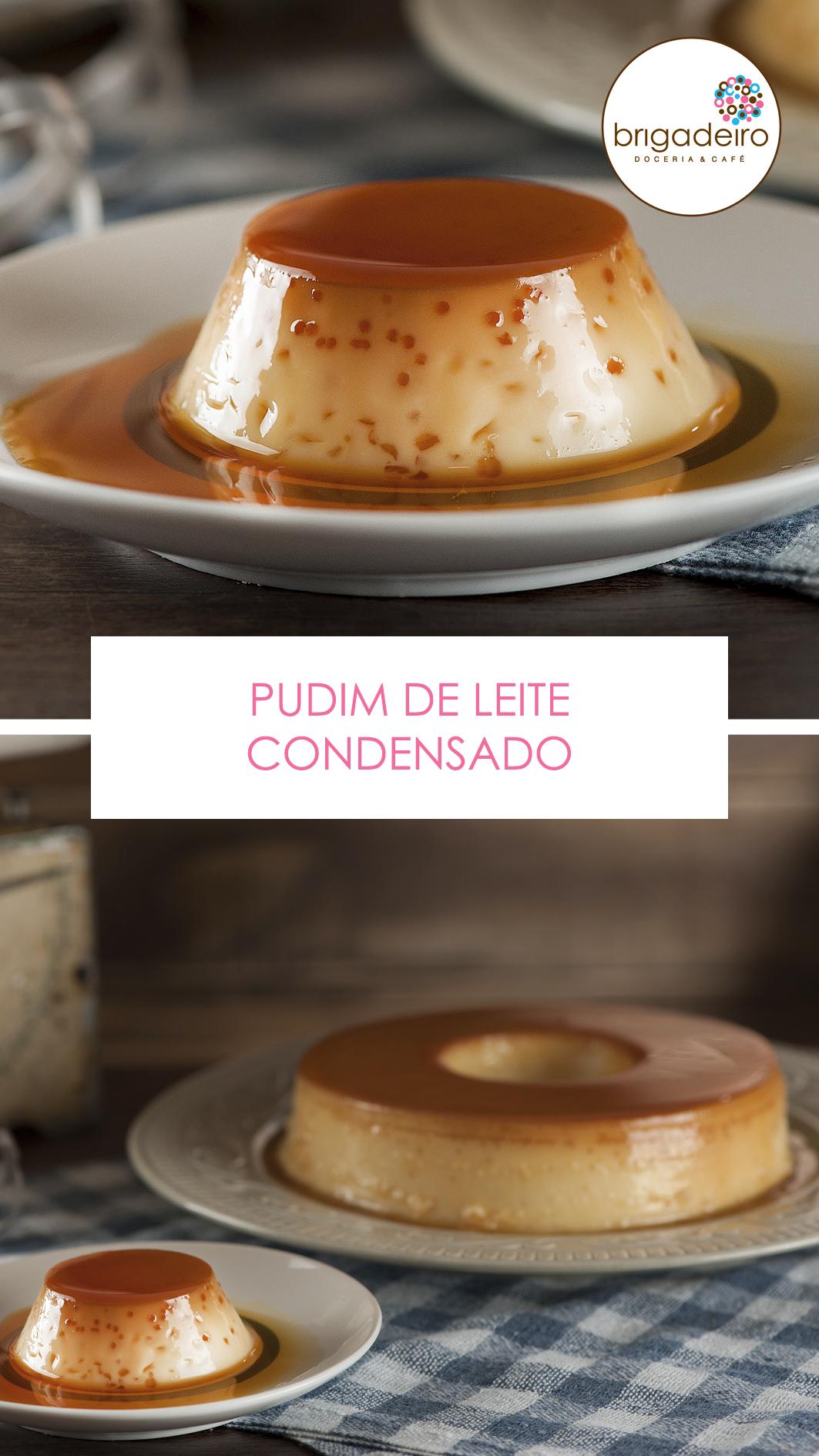 02 - PUDIM DE LEITE CONDENSADO