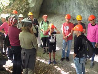 Visites de la grotte de Cotencher