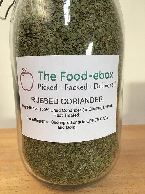 Rubbed Coriander - 15g