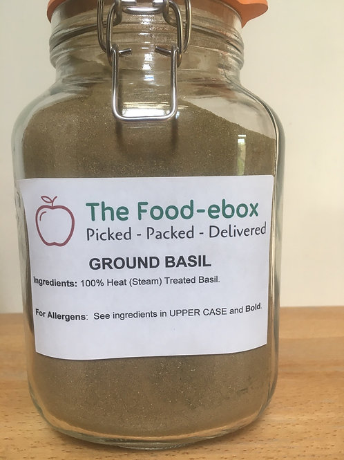 Ground Basil - 45g
