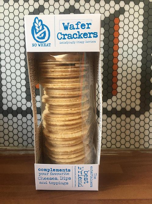 Gluten Free - Wafer Crackers - 100g